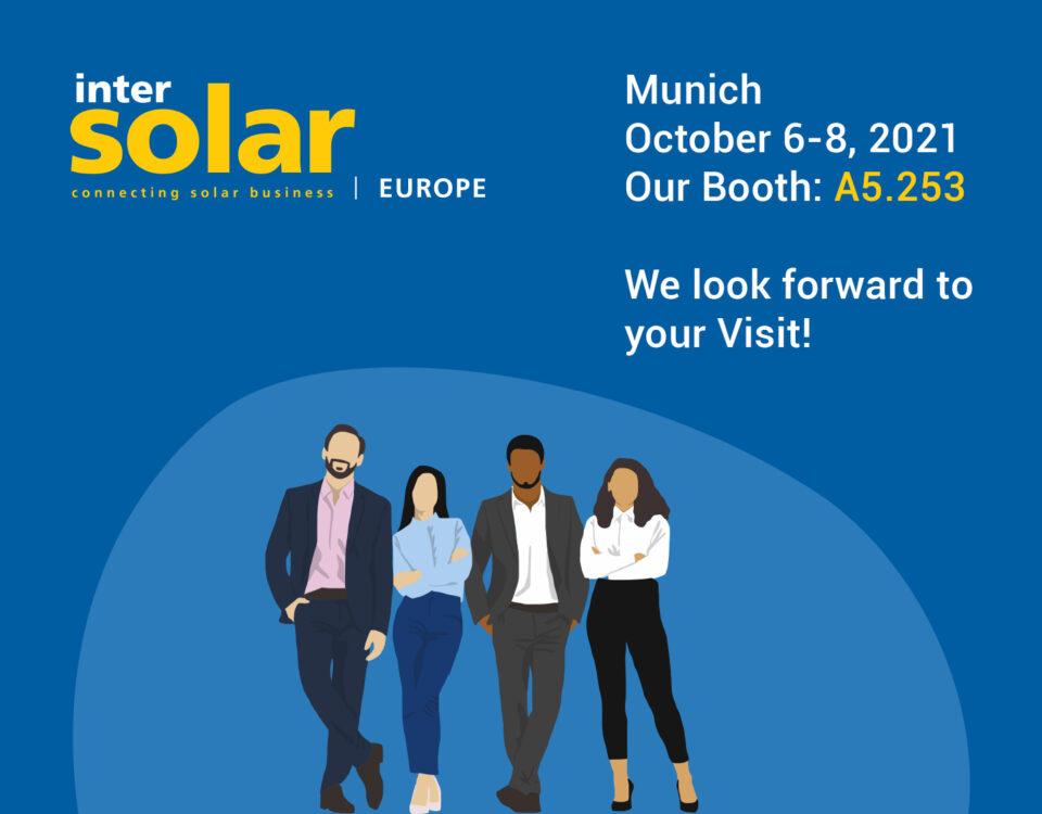 Valentin Sofware at Intersolar Europe 2021